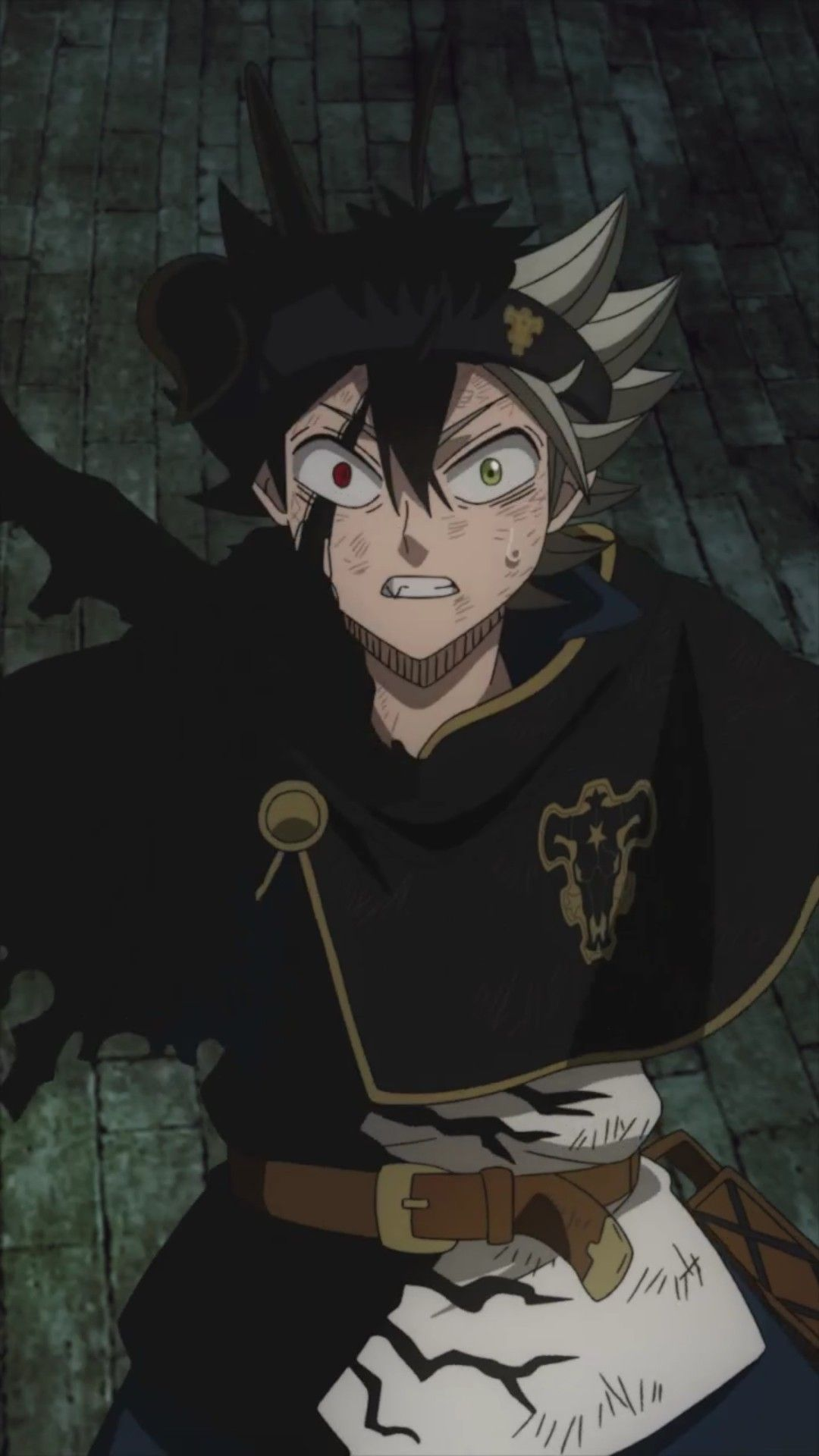 Asta Demon Form Black Clover Black Clover Anime Anime Wallpaper Naruto Uzumaki Art
