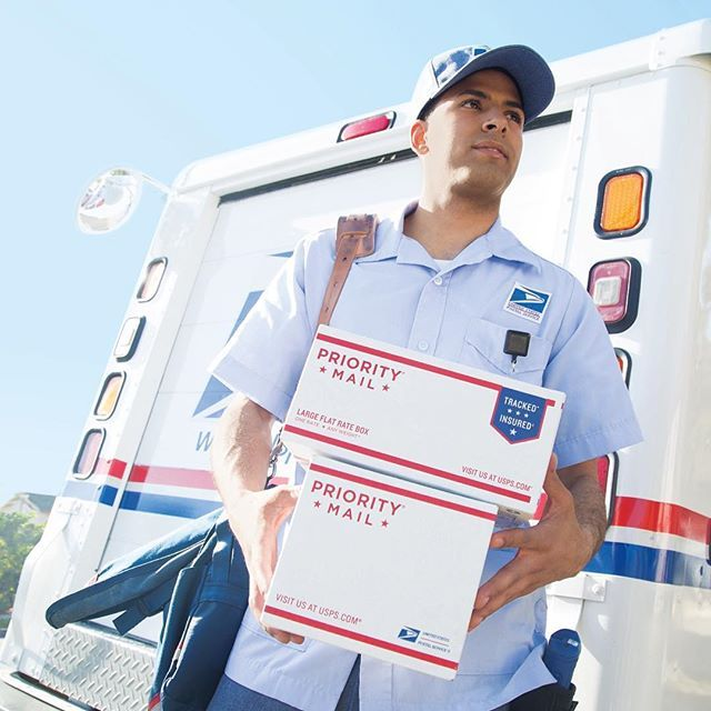Free Package Pickup At Your Service Usps Postalservice