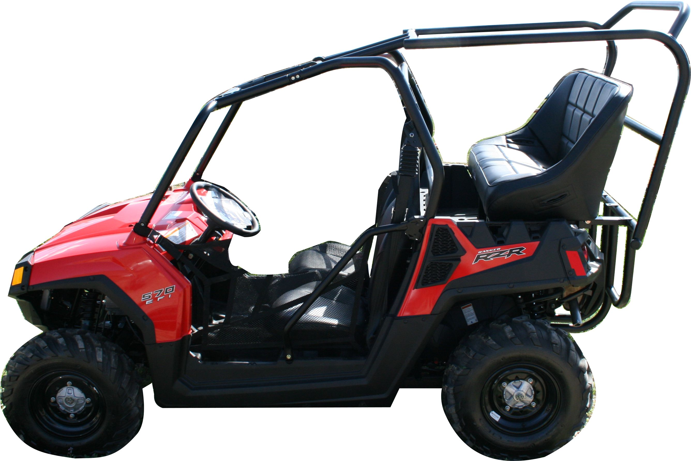 Siorfi UTV designed our the Polaris RZR 570 to e in and out in