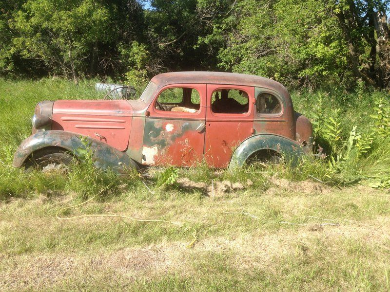 1936 Chevrolet 1219 for sale by Owner - Winnipeg, MB | OldCarOnline ...