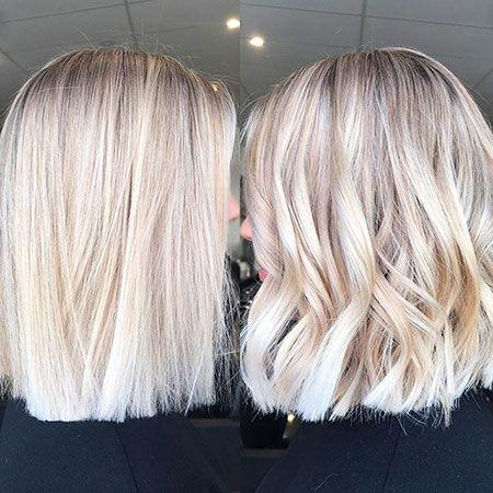 40 Images Of Amazing Short Blonde Hair Short Blonde Haircuts Balayage Hair Short Blonde Hair Hair Styles