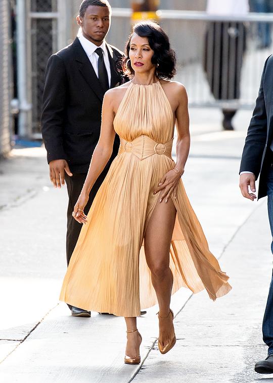 Throwback Thursday: Will Smith and Jada Pinkett-Smith ... |Will Smith Jada Pinkett Wedding Dress