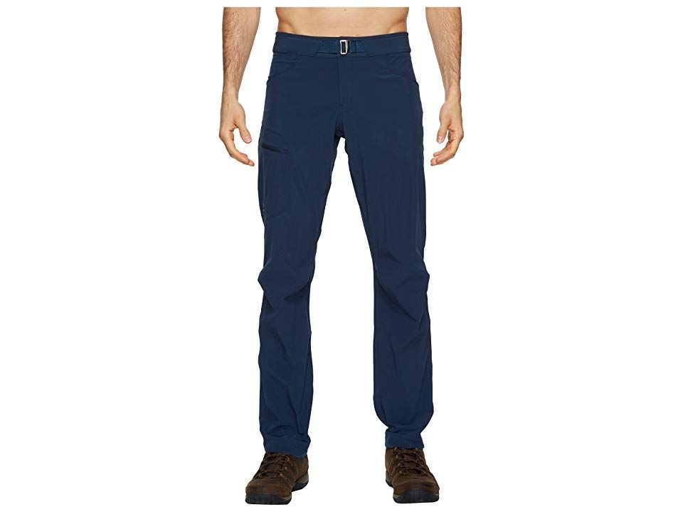 Arcteryx Lefroy Pants Nocturne Mens Casual Pants Rising temperatures can turn even the most seasoned hikers into a sweaty mess but the Lefroy Pants bring a high degree of...