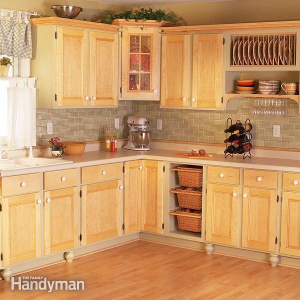 Kitchen Cabinets Upgrade, Diy Kitchen