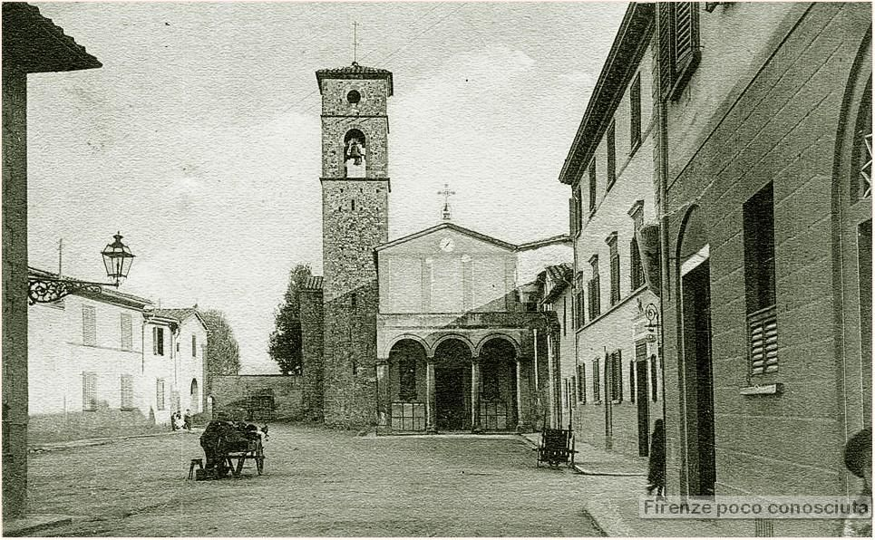 La chiesa di San Michele in San Salvi  #Firenze,una delle più importanti pievi antiche fuori  https://www.facebook.com/chiesefirenze/photos/a.151213828383441.1073741829.151205668384257/383819328456222/?type=1…