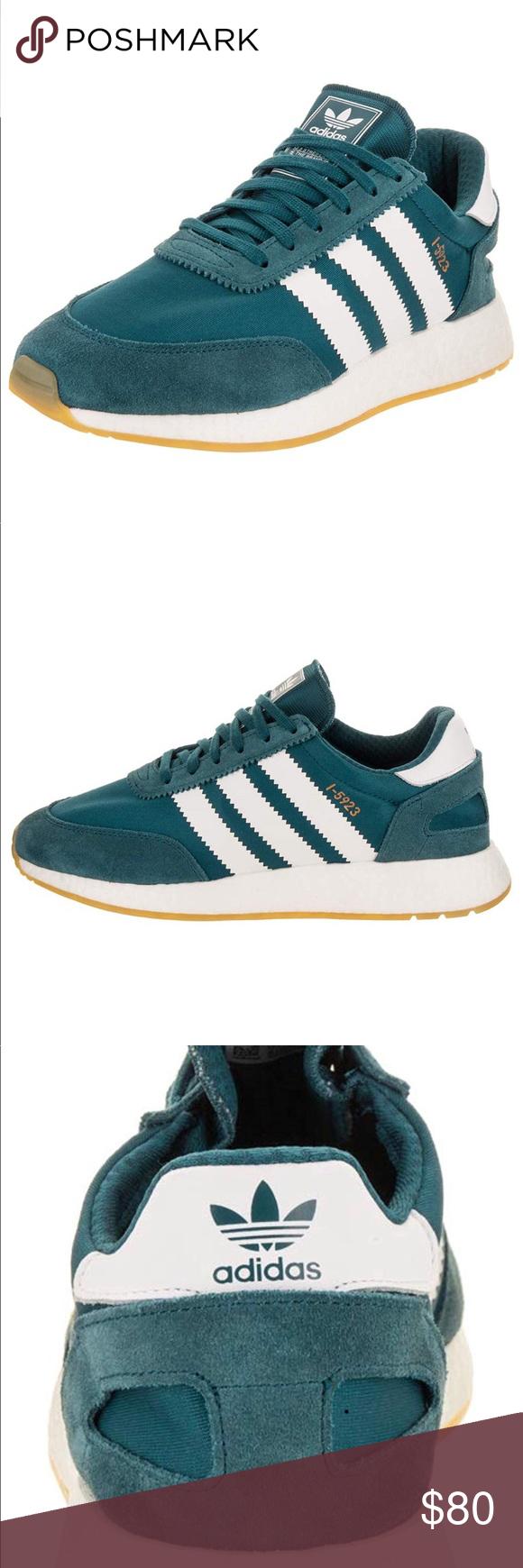 "Adidas ""iniki"" teal I-5923 runner"