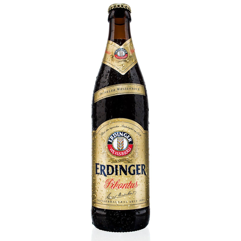 Bia Erdinger Weibbier Pikantus 7,3% - Chai 500ml