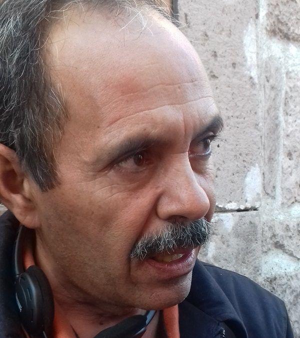 """Tope en lo que tope, """"voy a desaparecer a los comerciantes ambulantes del Centro Histórico"""": Jesús Avalos Plata"""
