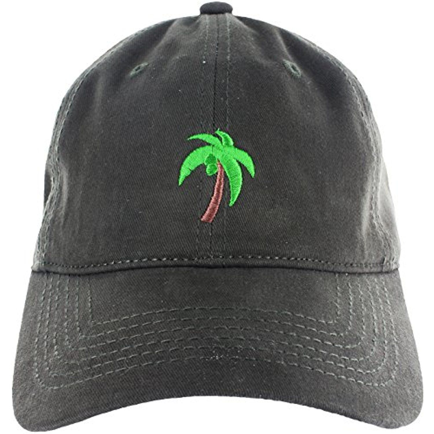 Palm Tree Hat Dad Hat Coconut Tree Embroidered Adjustable Baseball Cap      Click image for more details. (This is an affiliate link)  Accessories db9541d935