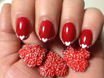 Valentines at  your fingertips <3