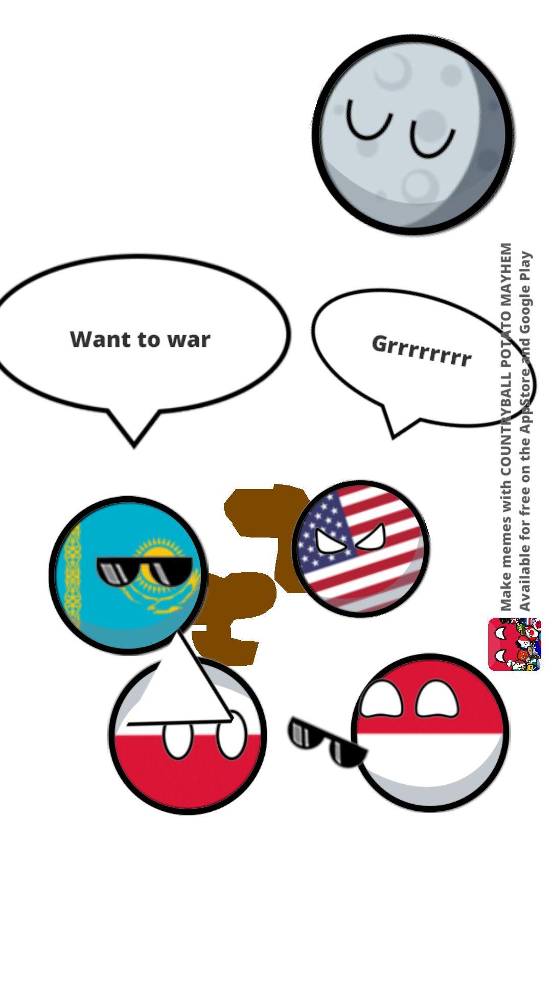 Download Countryball Potato Mayhem S Meme Creator For Free Appstore Https Itunes Apple Com Us App Countryball Id Meme Creator Google Play Store Google Play