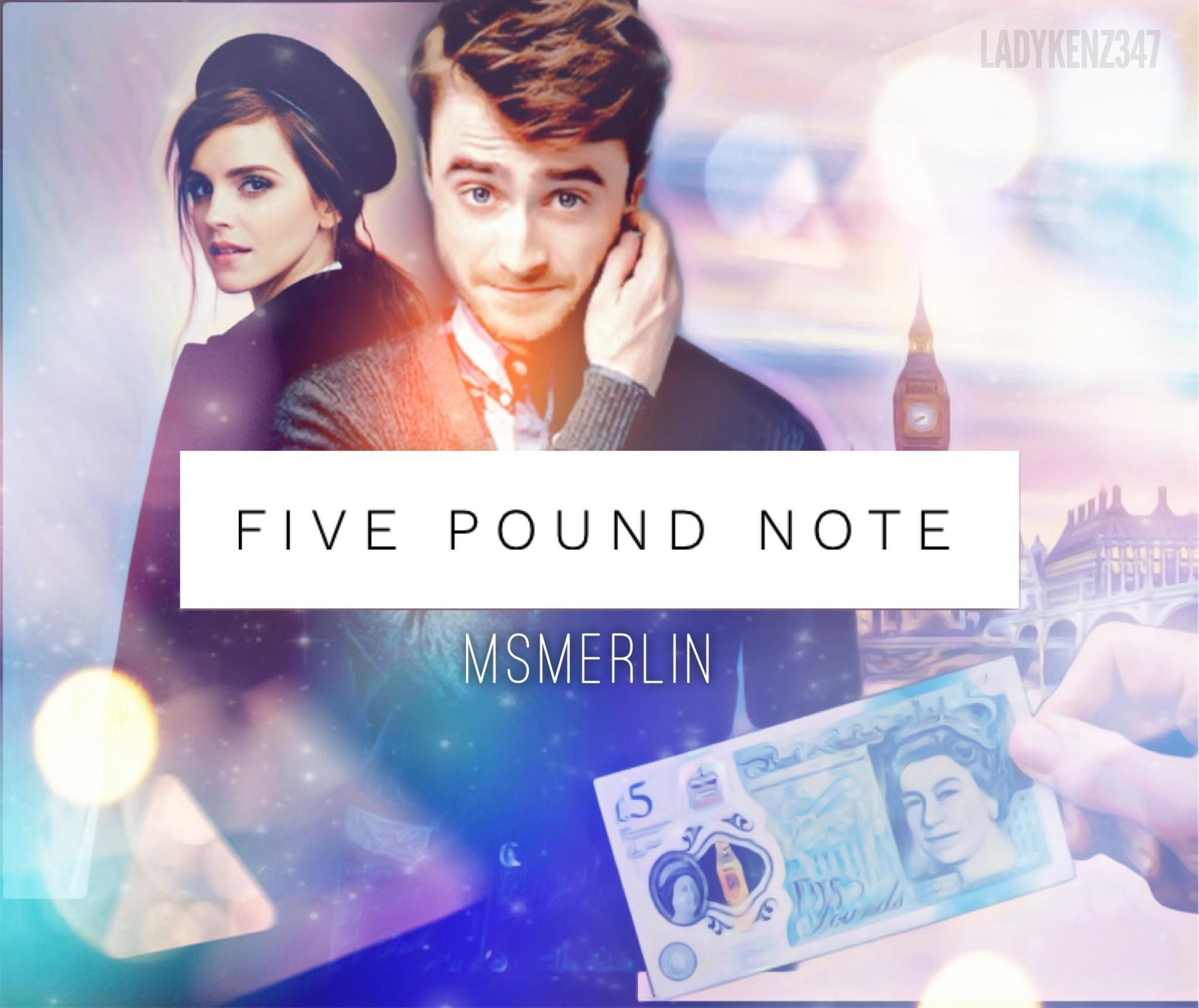 Five Pound Note Chapter 1 Msmerlin Harry Potter J K Rowling Archive Of Our Own Archive Of Our Own Harry And Hermione Harry