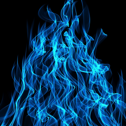What You Need To Know About The New Apostolic Reformation Nar Blue Flames Digital Paper Free Fire