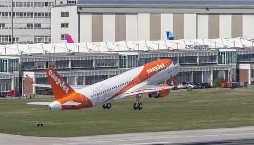 Easyjet Earns Austrian Air Operator Certificate And License Easyjet Europe Now Operational New Airline Europe Aircraft