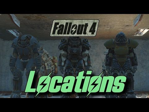 Fallout 4: All Power Armor Frame Locations - YouTube | free