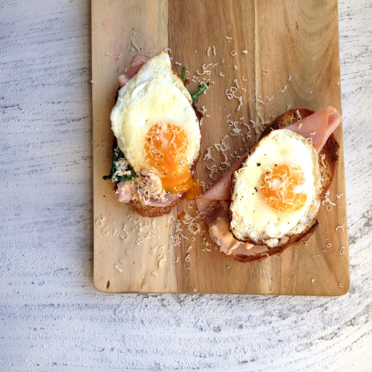 Ham And Avocado Scramble Recipe: Chipotle Mayonnaise, Eggs, Stuffed Peppers