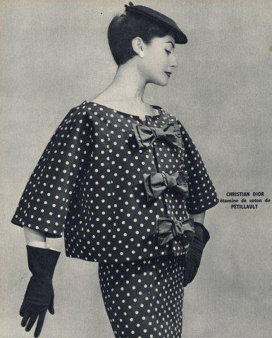 760e791b4c1 Christian Dior 1954 Fashion Photography História Da Moda