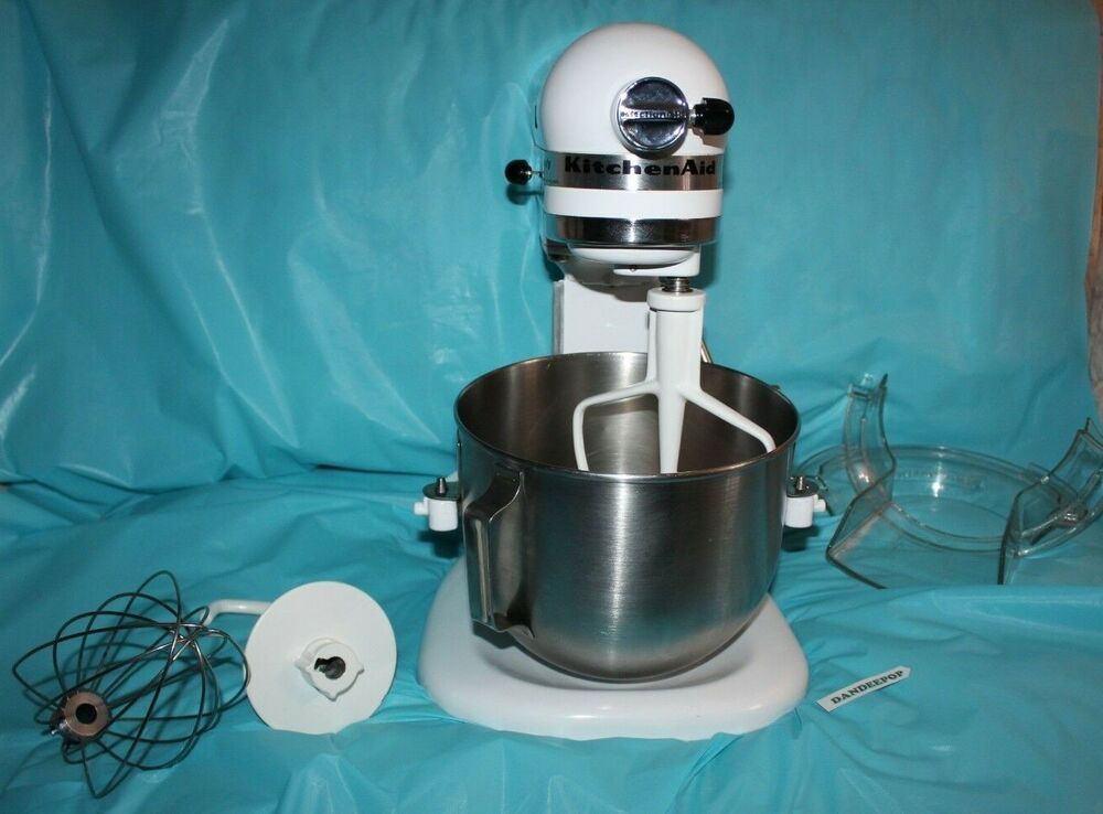 KitchenAid K5SS Heavy Duty Commercial 325W Stand Mixer ...