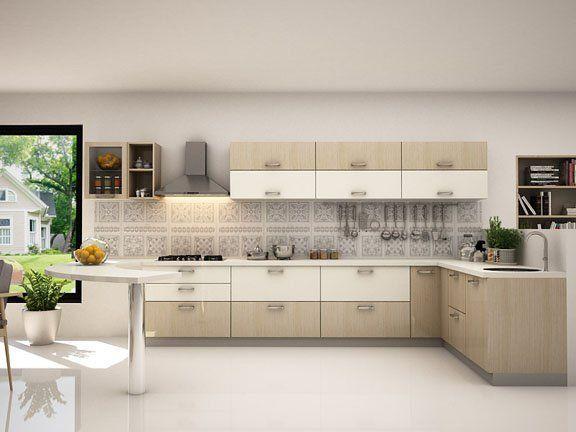 leah lshaped modular kitchen designs  l shaped modular