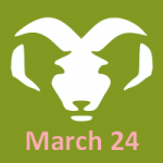 march 24 sign horoscope