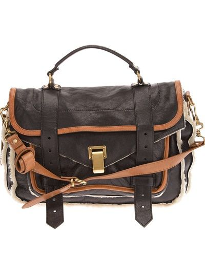 4b780452c822 PROENZA SCHOULER  Ps1  Shoulder Bag  farfetch