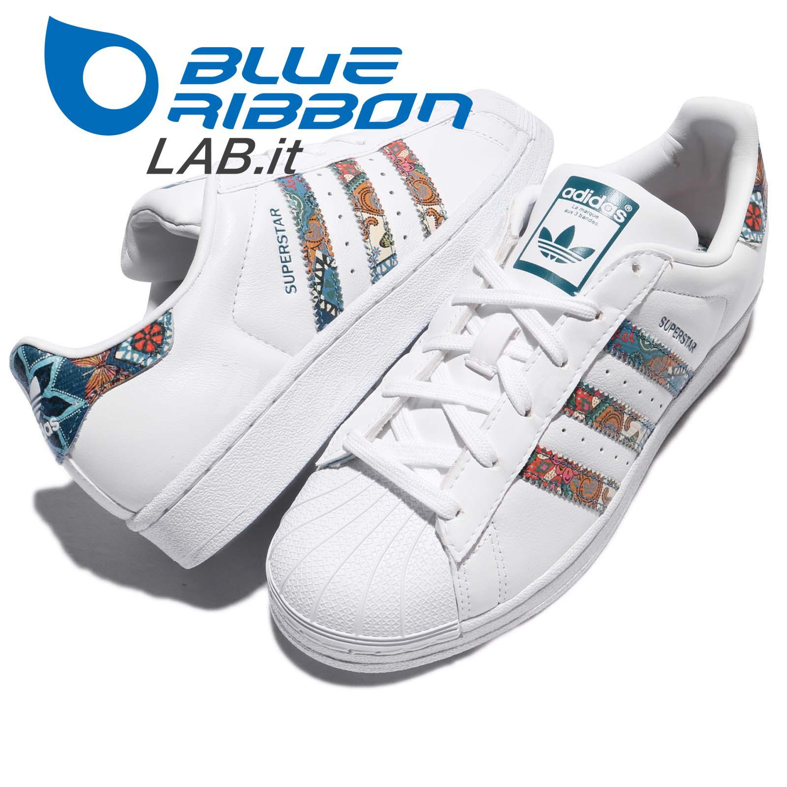 scarpe adidas donna superstar bianche w