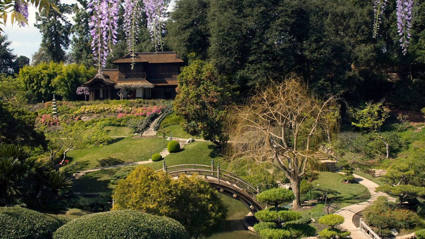 The most beautiful Japanese gardens in LA | Like the locals do it ...