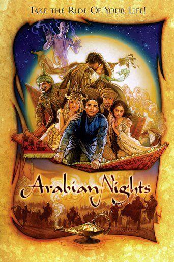 Arabian Nights 2000 Cinema Series Art Arabian Nights