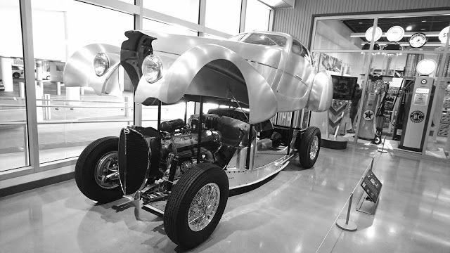 Motor'n | The Art of Bugatti