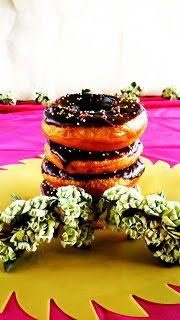Donuts de chocolateeeee/Schokolade donuts