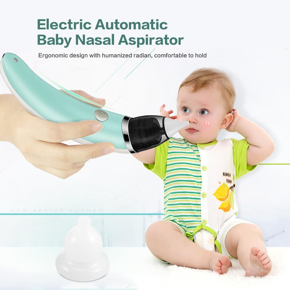 Baby Nasal Aspirator Electric Safe Hygienic Nose Cleaner With 2 Intime Bath Tub Bak Mandi Bayi Sizes Of Tips And Oral