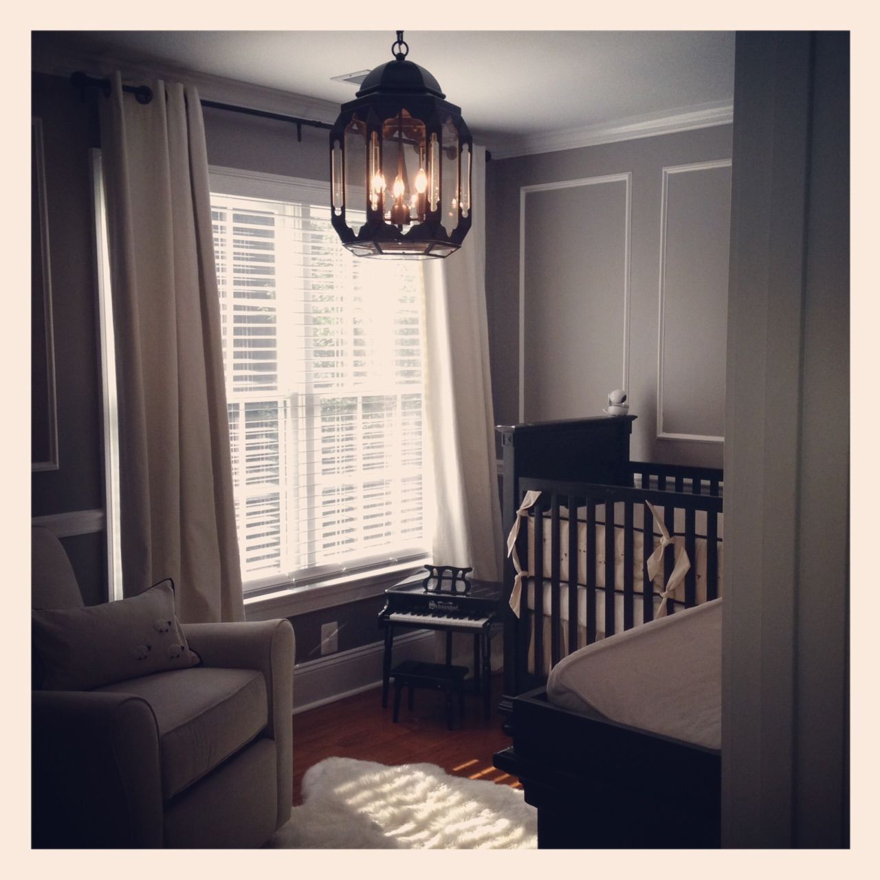 This looks so classy and plain perfect home pinterest baby boy nursery like the grey arubaitofo Image collections