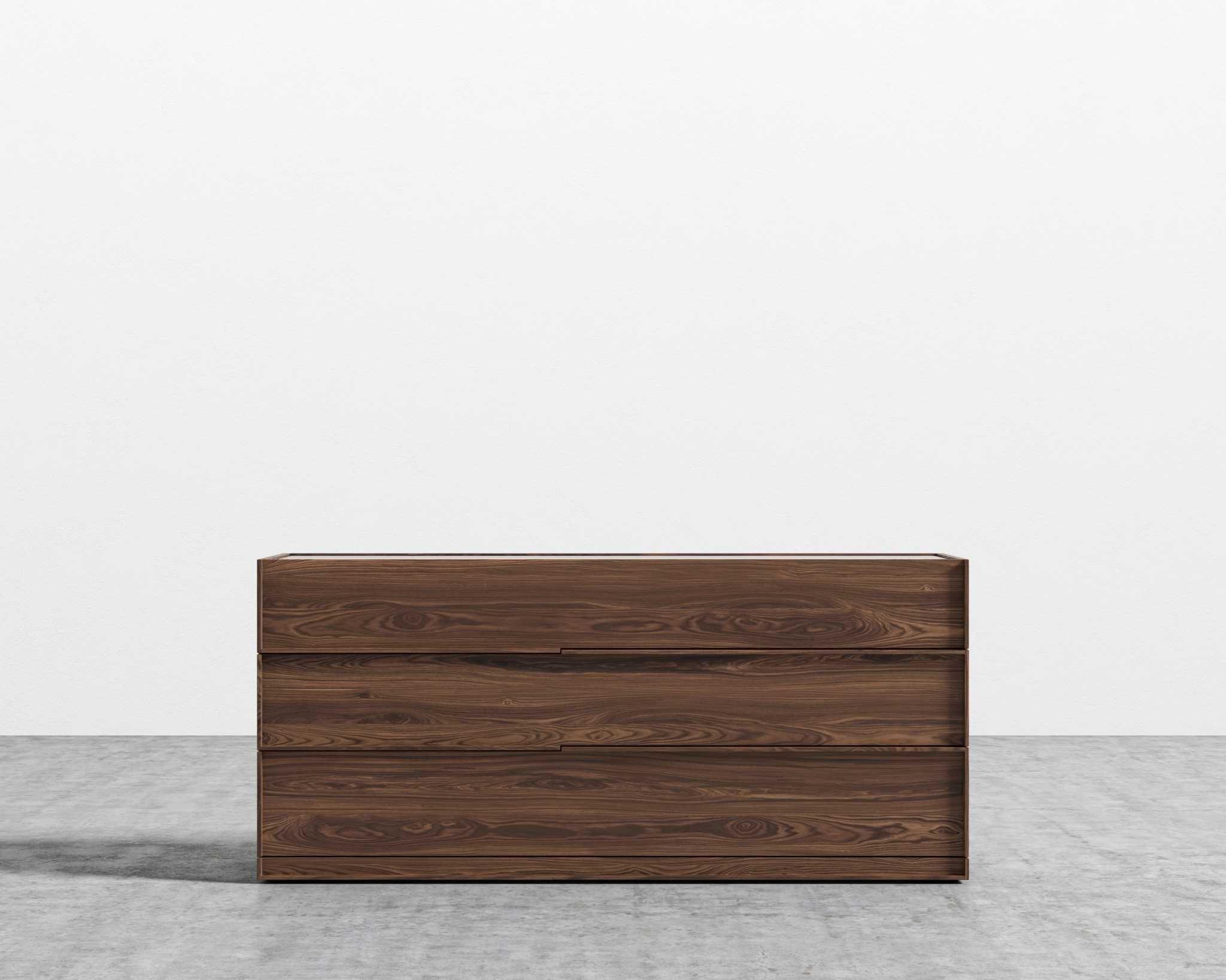 Hunter wide dresser rove concepts sandro midcentury furniture in