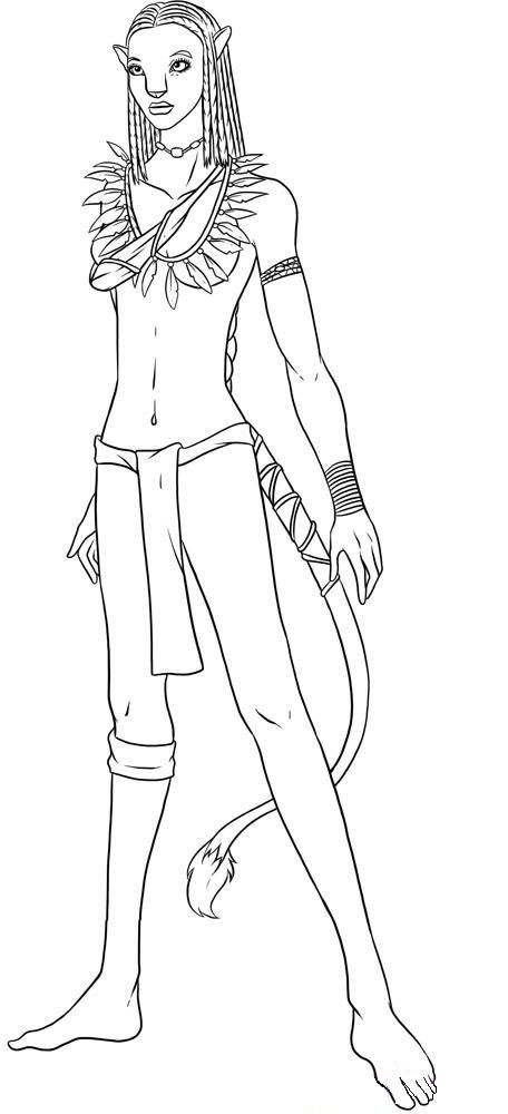 avatar coloring pages avatar movie coloring pictures | color mania avatar coloring pages