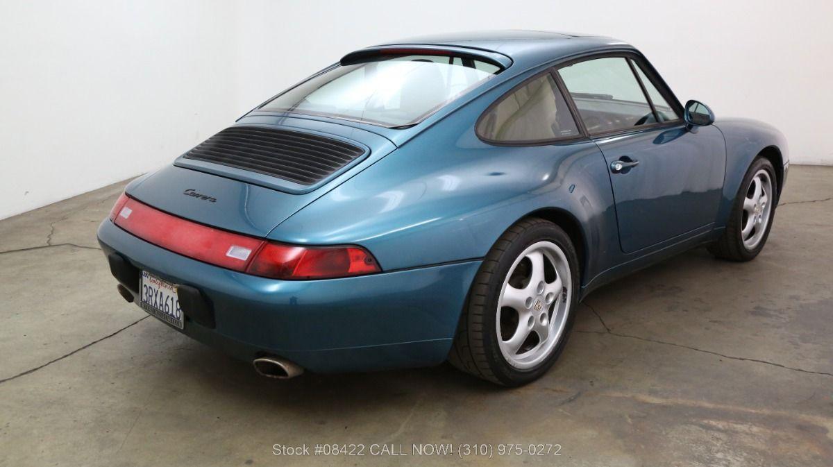 Used 1996 Porsche 993 Los Angeles, CA Porsche 993