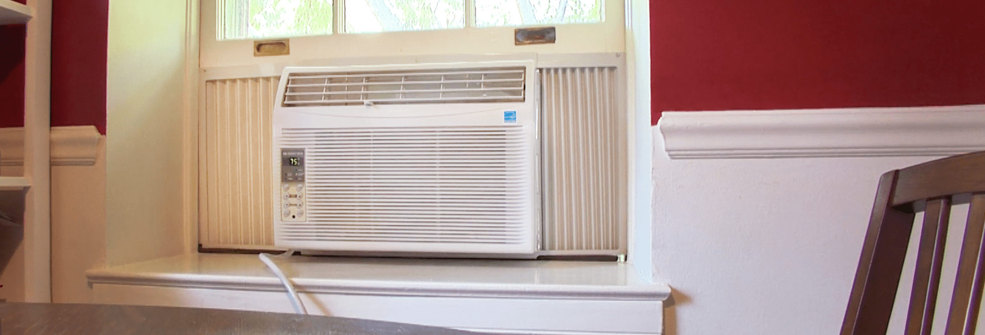 How to Properly Size a Window Air Conditioner Window air