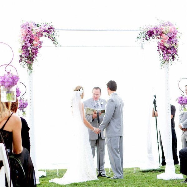 Local Wedding Rentals: Artistic Arch & Chuppah Rentals By Arc De Belle. This Is A