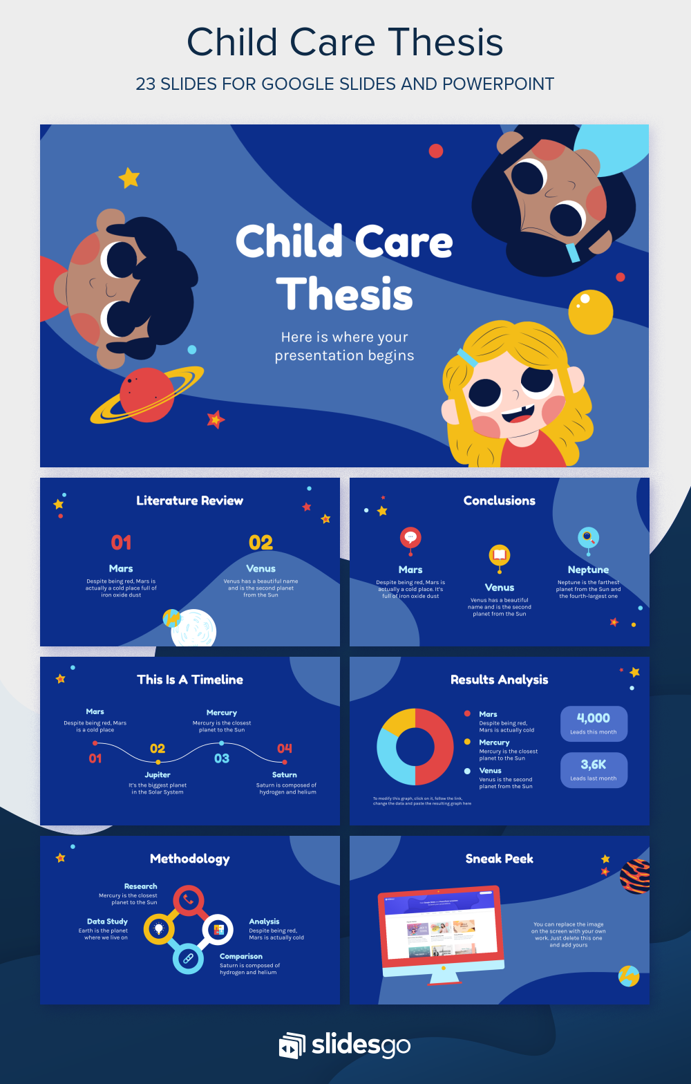 thesis play child theme