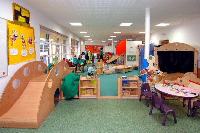 security hazards in a nursery