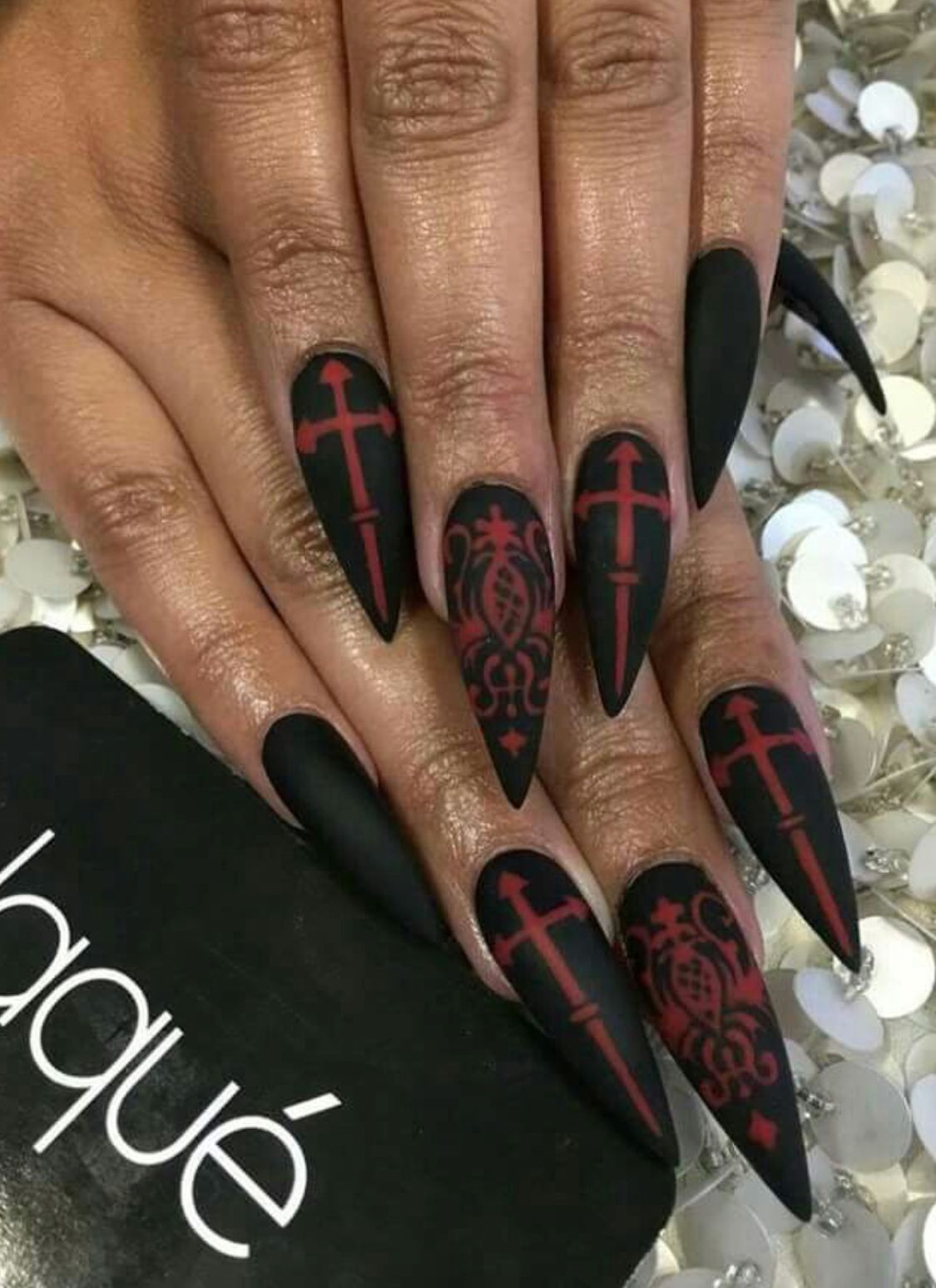 Pin by Versicapeter on Nails (With images) | Halloween ...