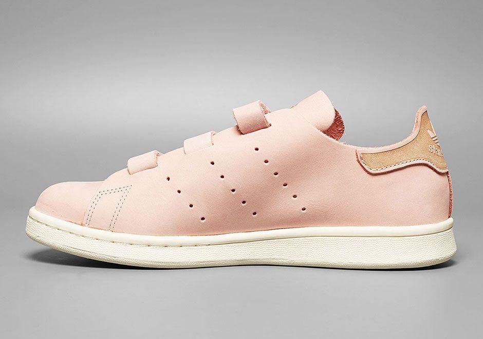 adidas Stan Smith One Piece Strap Vapor Pink  fc049ea3b744