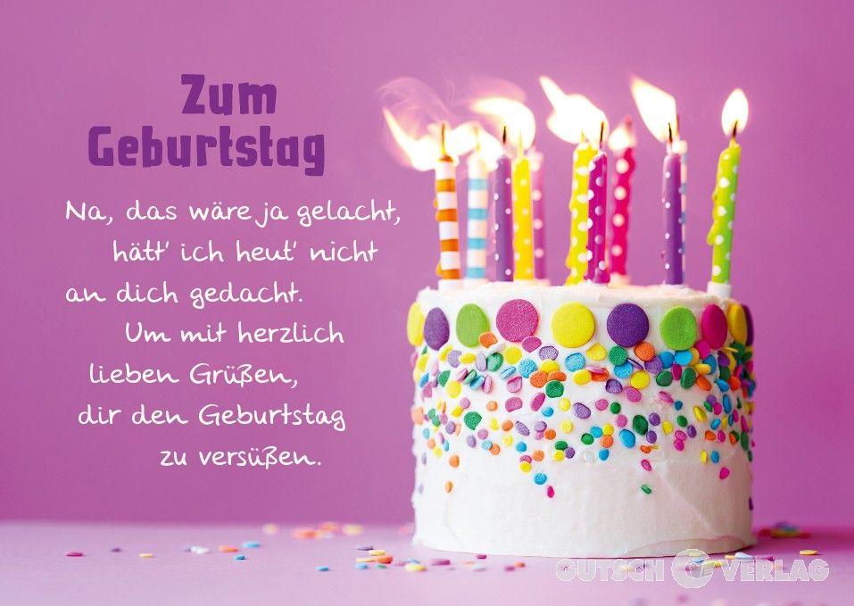 Kultura Gutsch Verlag Gluckwunsche Geburtstag Geburtstag