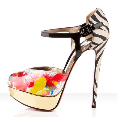 Christian Louboutin No299 140mm Sandals Multicolor10 dokuz limited offerno duty and free