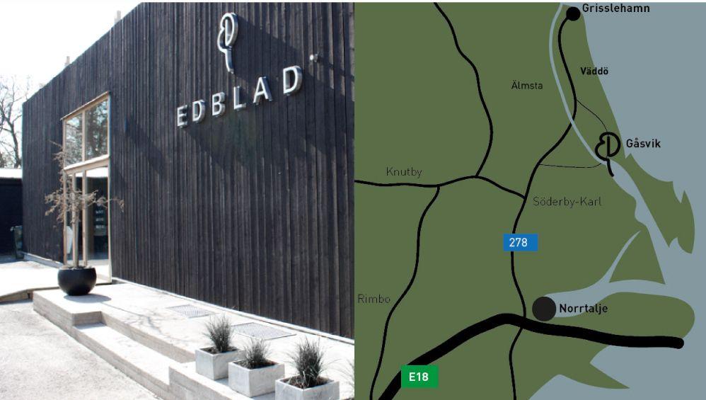 edblad outlet norrtälje