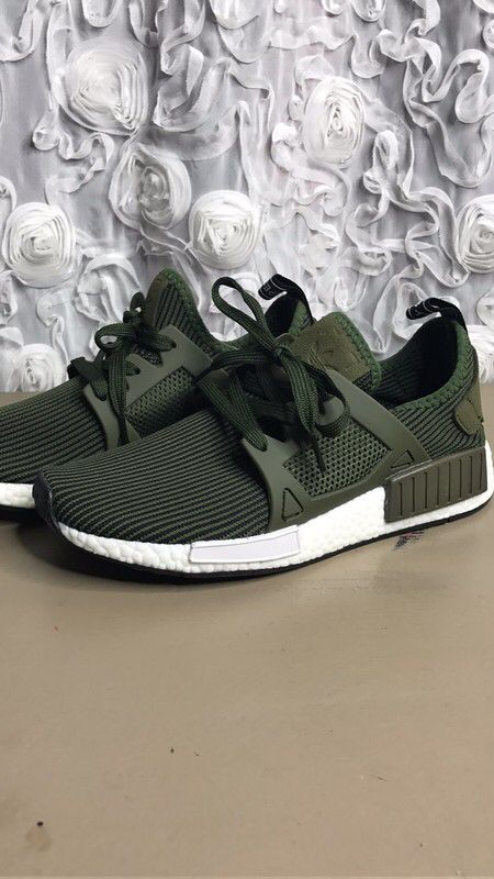 28f322a9f30 My New Olive Army Green Adidas NMD RX1 7.5 by Adidas. Size 7.5 for