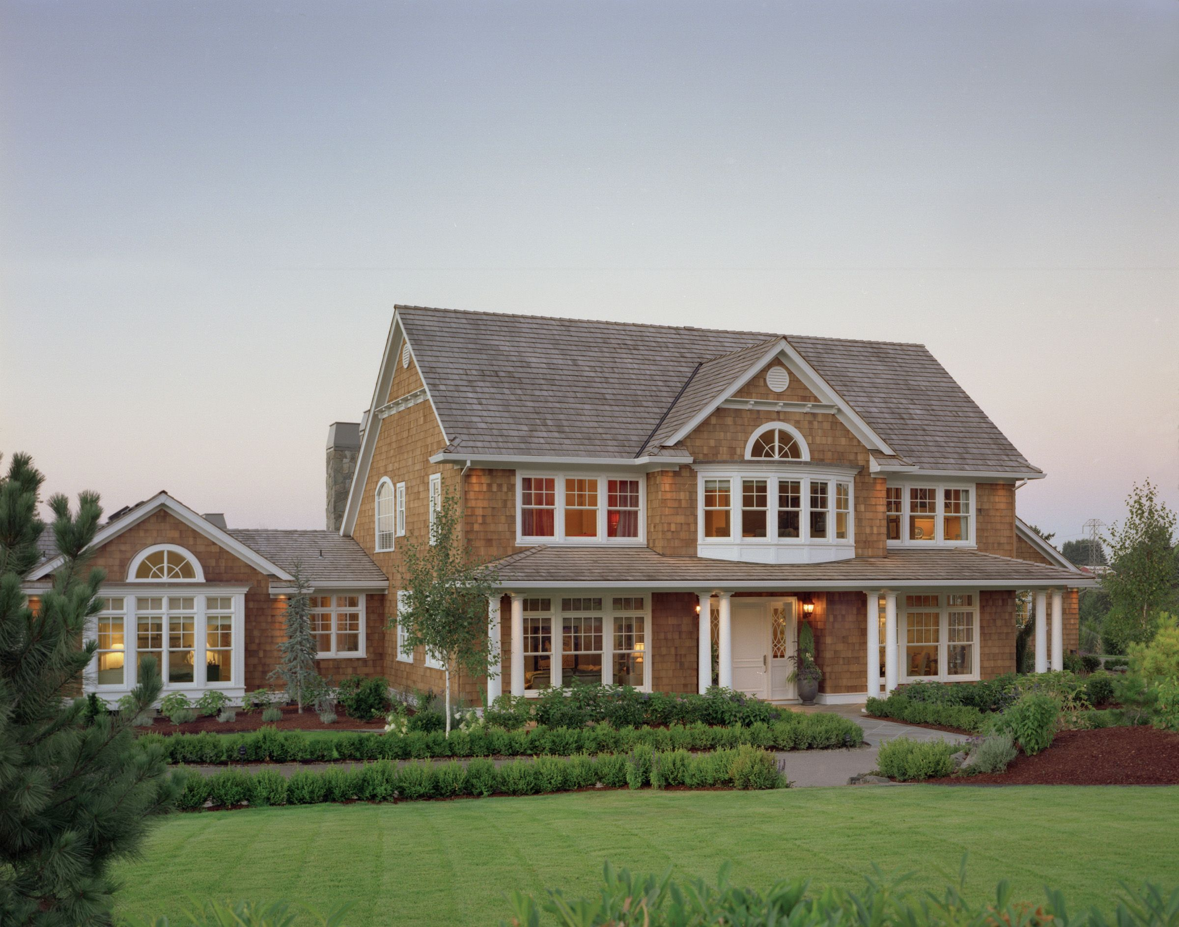 images of east coast house architecture NW Natural Street of