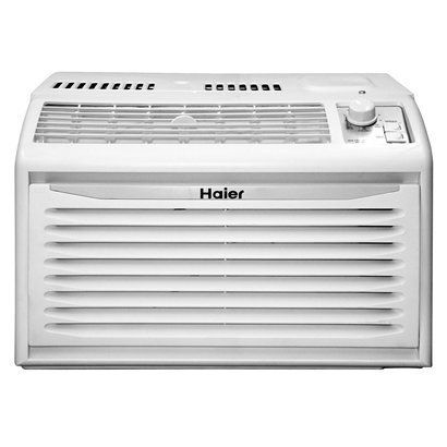 Haier 5 000 Btu Mechanical Window Air Conditioner Window