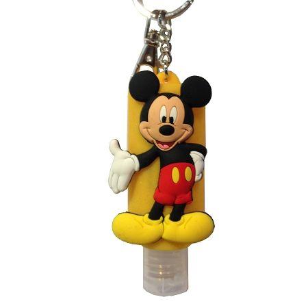 Disney Keychain Hand Sanitizer Mickey Mouse Disney Keychain