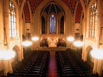 Westminster Presbyterian Church Pasadena Wedding Site San Gabriel Valley Location 91104 Californiasouthern