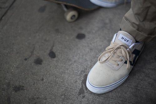H U F sneakers